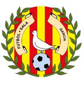 Escudo original García Futbol Sala