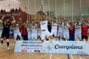 Sabadell y la Copa Catalunya 2019