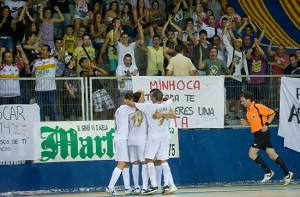 Play-off permanencia 2012